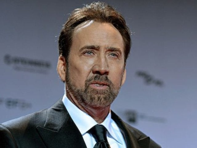 Nicolas Cage Was Possibly Drunk While Getting Marriage License