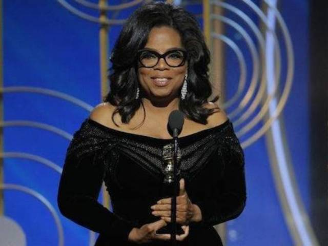 Owner of 'Oprah 2020' Domain Willing to Sell for Six Figures