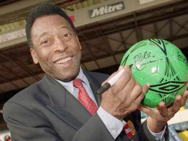 Pele Hospitalized in Brazil After Collapsing