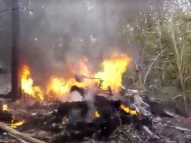 12 Killed in Fiery Costa Rica Plane Crash