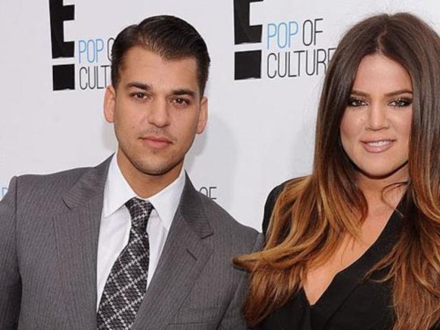 Khloe Kardashian Speaks out About Brother Rob's Parenting
