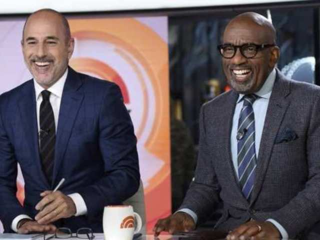Watch 'Today' Host Al Roker Nearly Lost for Words Over Matt Lauer Rape Allegations