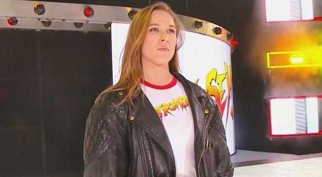 Ronda-Rousey-WWE-debut