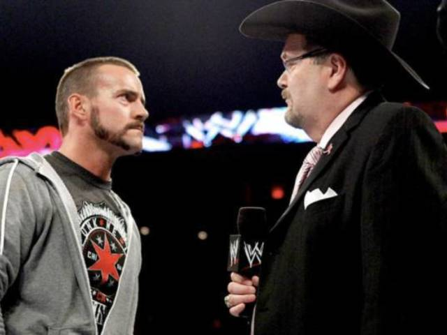 Jim Ross Knows Exactly How to Get CM Punk Back in WWE