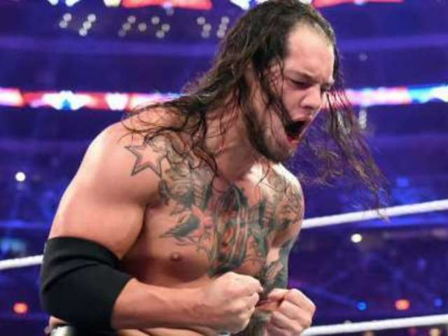WWE Has Big Plans for Baron Corbin Moving Forward