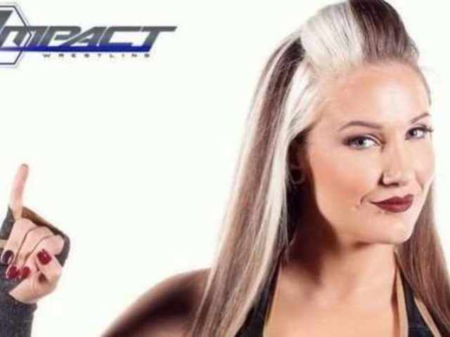 Impact Wrestling's Sienna Hospitalized During TV Tapings