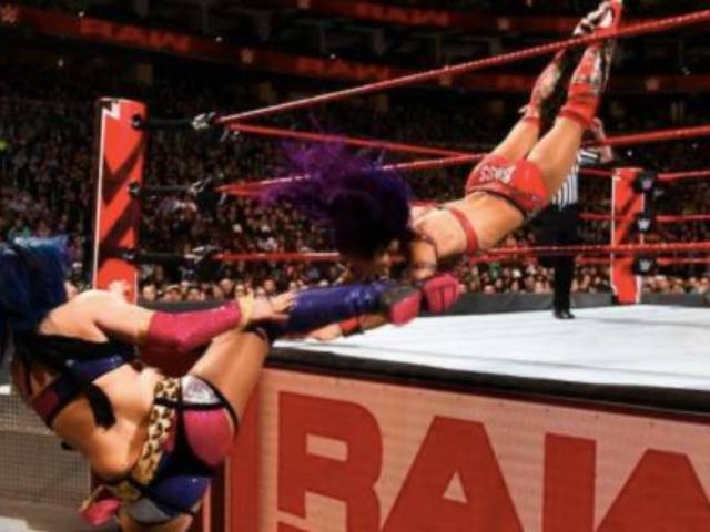 After Horrifying Botch, Mick Foley Begs Sasha Banks to Ban Dangerous Move