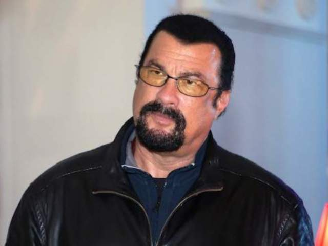 Steven Seagal Abruptly Leaves Interview After Host Asks Him About Sexual Assault Allegations