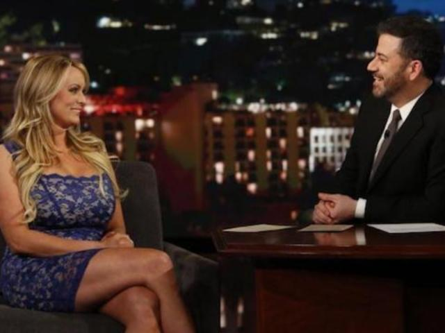 Tuesday's TV Ratings: Jimmy Kimmel Scores With Stormy Daniels Interview