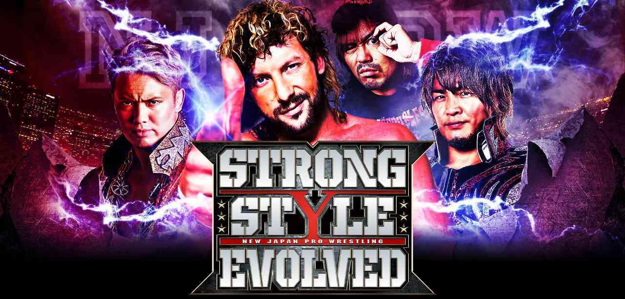 StrongStyleEvolved