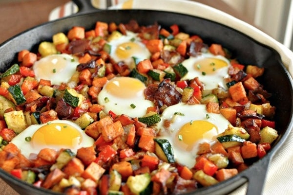 Sweet-Potato-Breakfast-Skillet-Recipe