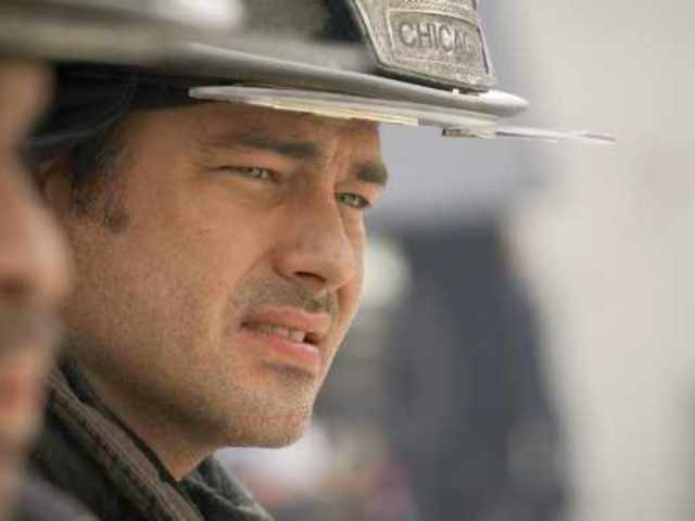 'Chicago Fire' Teases Taylor Kinney Leaving Firehouse 51