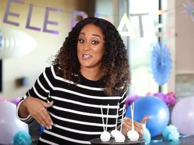 Tia Mowry Reveals She's Having a Girl