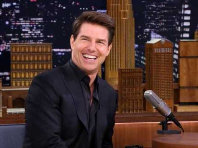 Tom Cruise Joins Instagram: See His First Photos