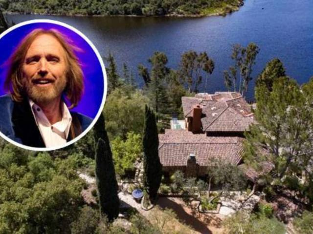 Tom Petty's $5.4 Million Lake House for Sale