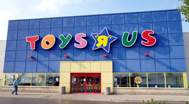 Toys 'R' Us Closing 180 Stores As Part Of Bankruptcy