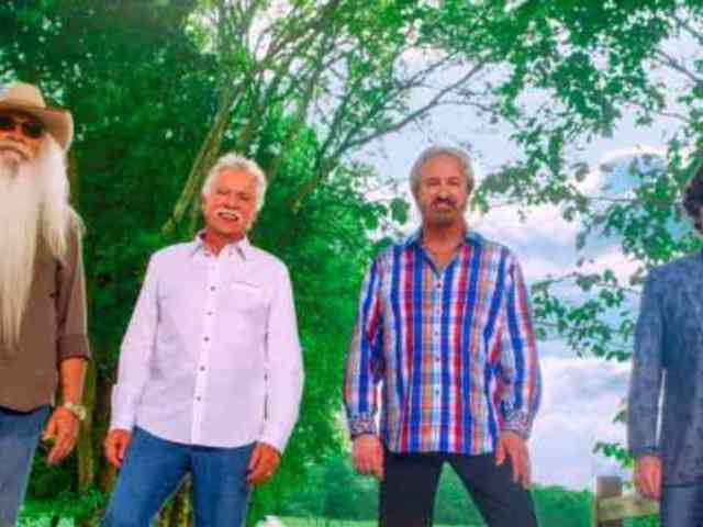 Oak Ridge Boys Announce New Album, '17th Avenue Revival'