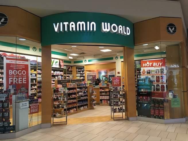 vitamin-world-bankruptcy-shutterstock