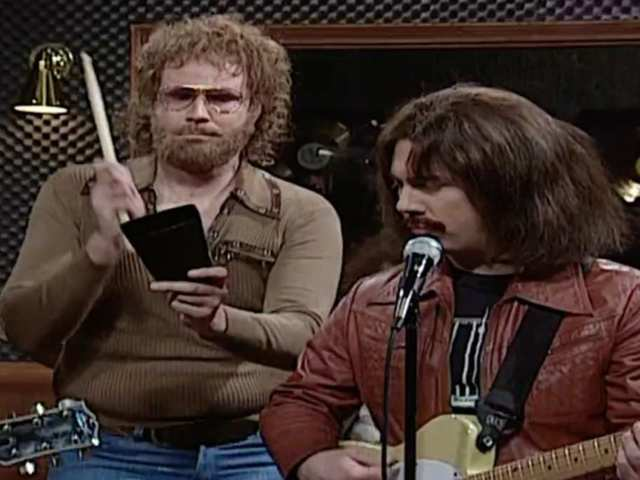 'SNL' Host Will Ferrell Claims Christopher Walken Told Him the 'Cowbell' Sketch Ruined His Life