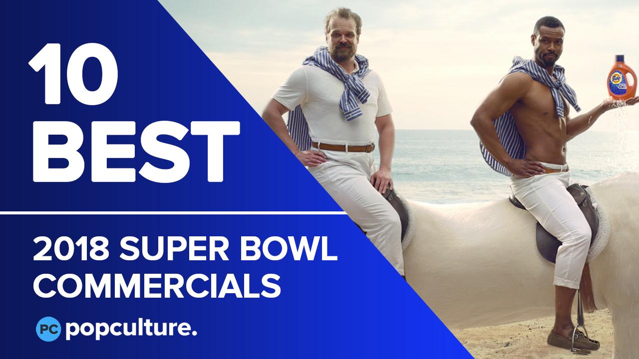 10 Best 2018 Super Bowl Commercials screen capture