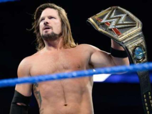 AJ Styles Thinks Ronda Rousey Can Be Female Version of Kurt Angle