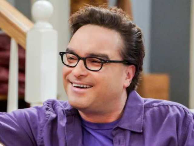 See How Much Johnny Galecki Transformed for His 'Roseanne' Return