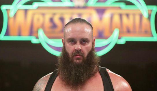 Braun Strowman WrestleMania WWE