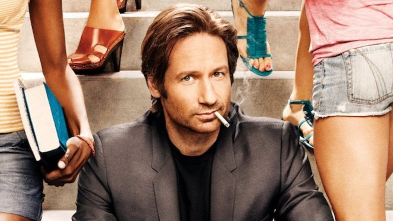 Exclusive David Duchovny Open To Californication Revival