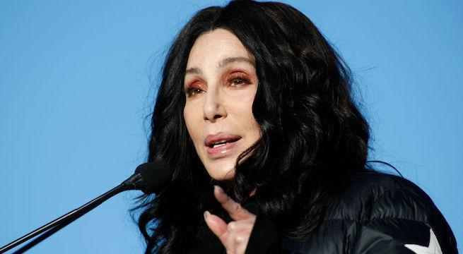 cher-getty-Sam Morris : Stringer