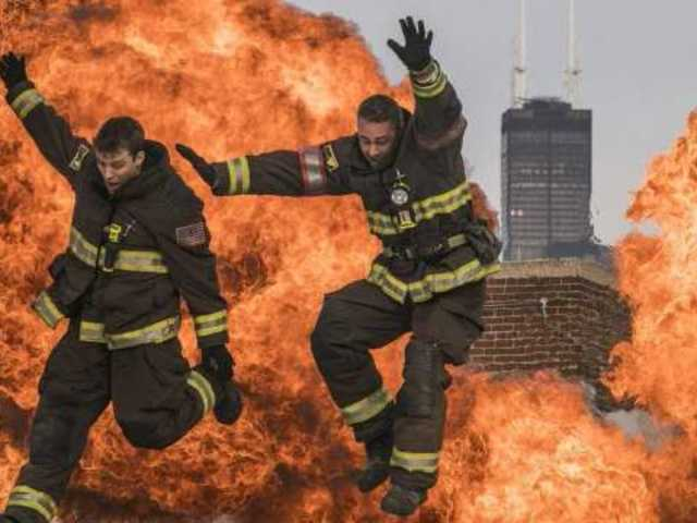 NBC Not Airing 'Chicago Fire' Thursday Night Due to Winter Olympics Coverage