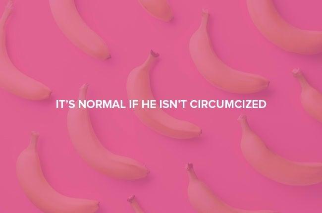 circumsized