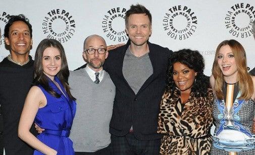 Commuity cast - IMDB