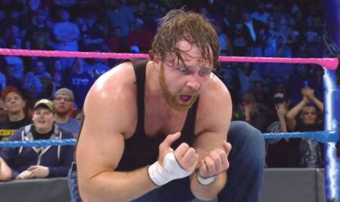 Dean Ambrose WWE Plans