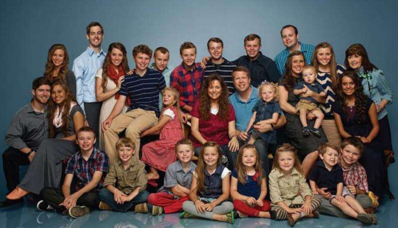 Counting On': Meet the Next Generation of Duggars