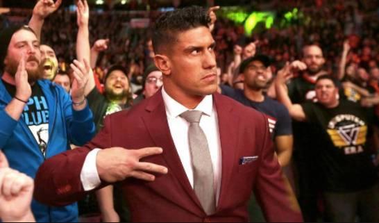 EC3 WWE Impact