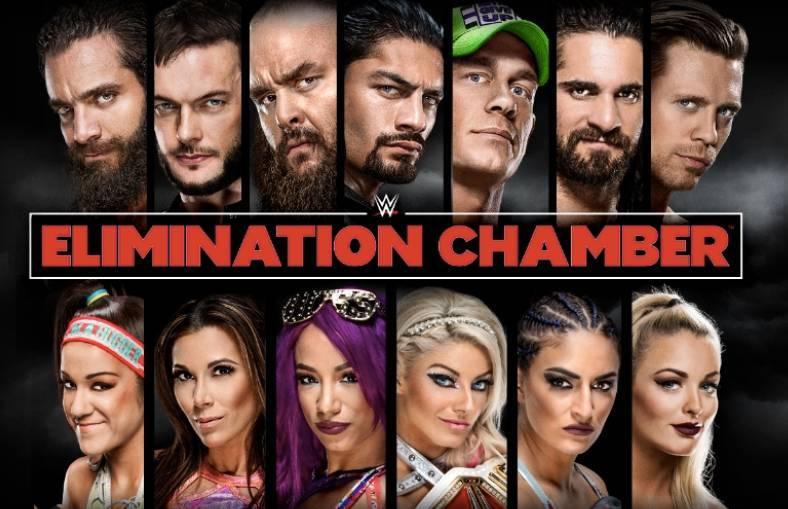 Elimination Chamber WWE Recap Spoilers