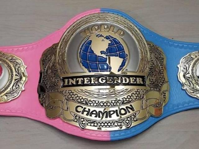 James Ellsworth Presents New 'Intergender Championship'