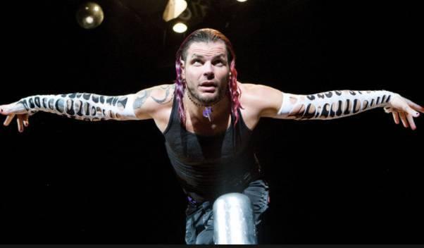 Jeff Hardy Brother Nero WWE
