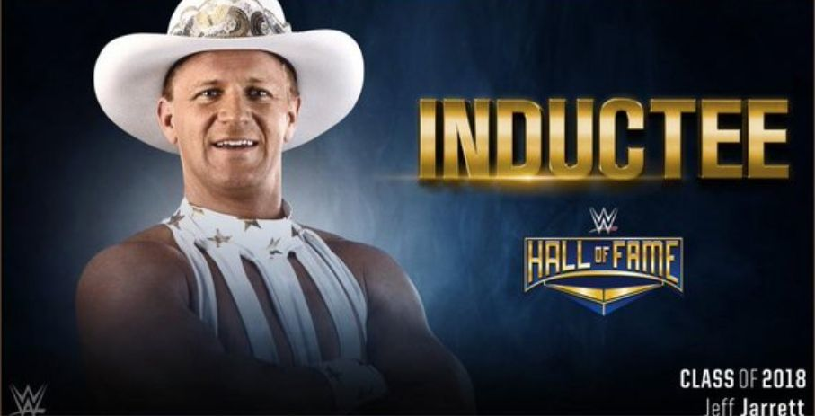 Jeff Jarret WWE Hall of Fame Mixed reactions