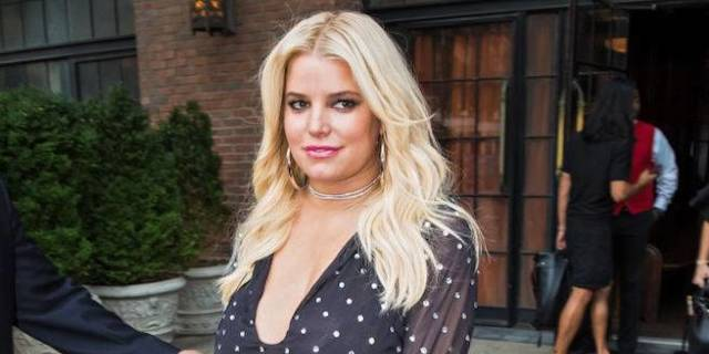 Jessica Simpson Reveals Firefighters Saved Her Home From California Wildfires