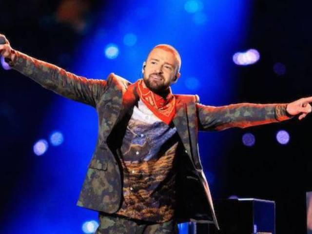 Justin Timberlake Super Bowl Halftime Show Spurs 534% Sales Gain