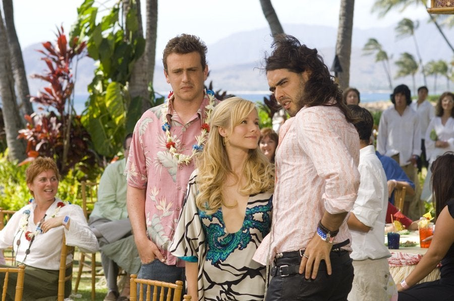 Kristen Bell - Jason Segel - Russell Brand - Forgetting Sarah Marshall - IMDB