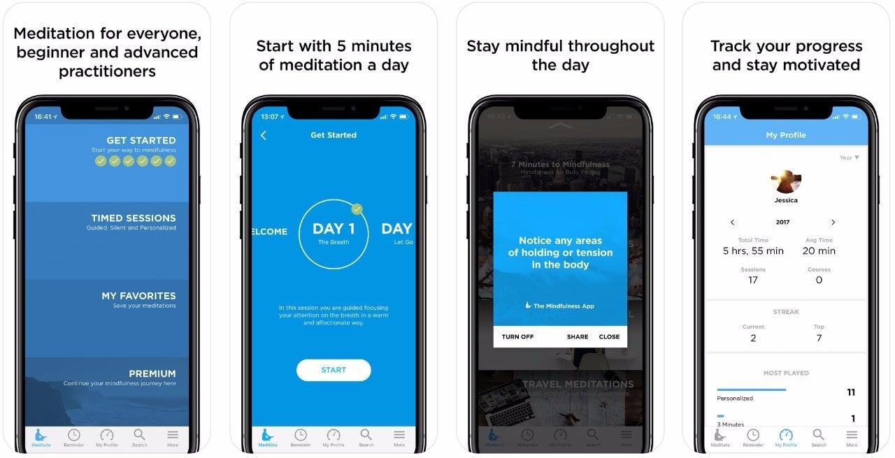 Mindfulness-App