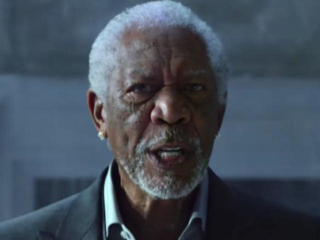 Super Bowl Viewers Eat up Morgan Freeman and Peter Dinklage's Doritos/Mountain Dew Commercial
