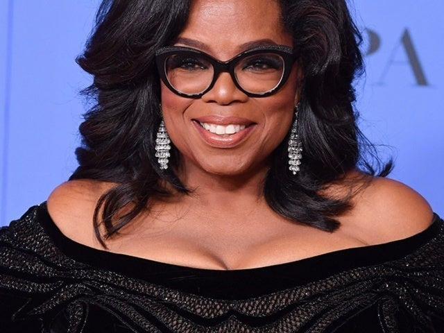 Oprah Comes Close to Breaking Big Royal Etiquette Rule