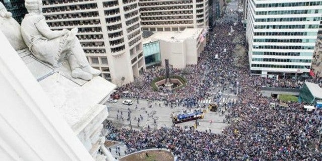 Philadelphia Parade