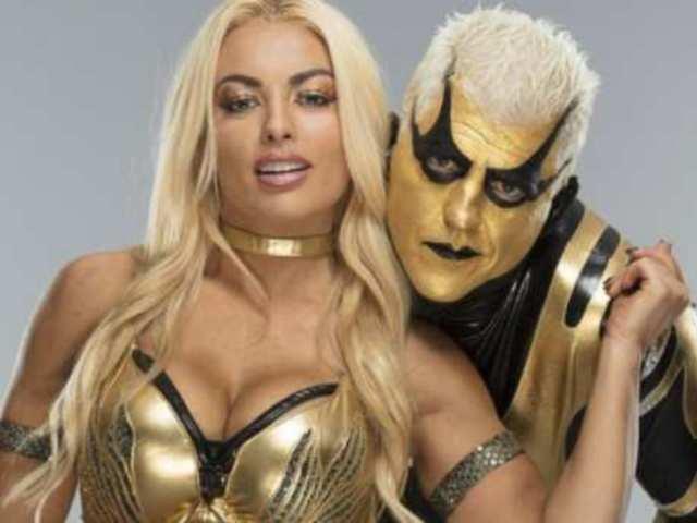 Goldust and Mandy Rose Tease Permanent Partnership