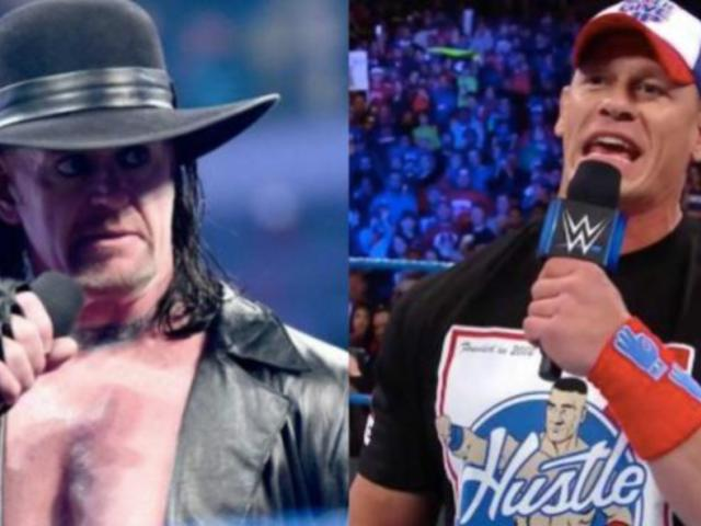 WWE Reportedly Sticking with John Cena and The Undertaker for WrestleMania 34