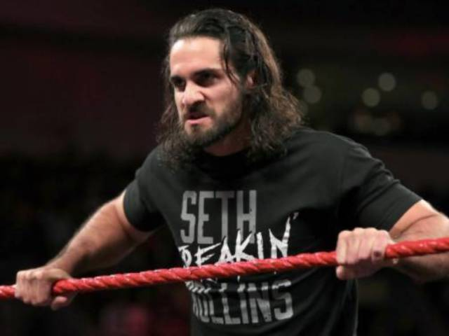 Not Even Seth Rollins Can Escape the Wrath of TSA