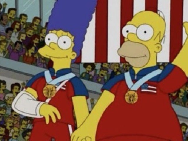 'The Simpsons' Predicted US Olympic Curling Gold Medal Eight Years Ago